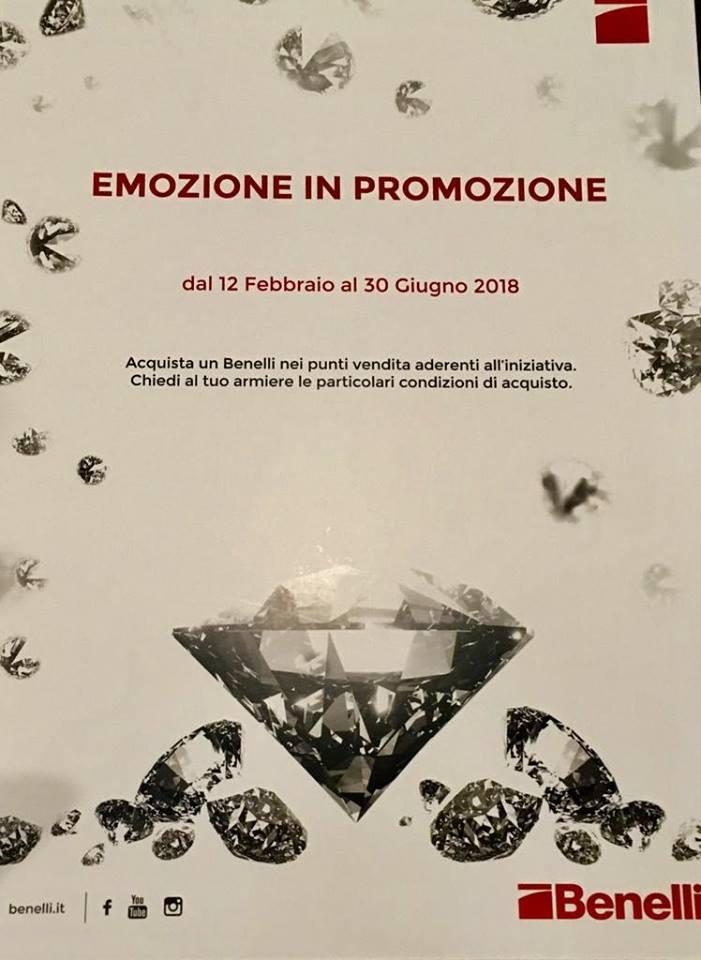Promozione Benelli