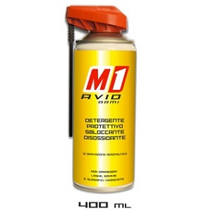 detergente,sbloccante,disossidante, m1