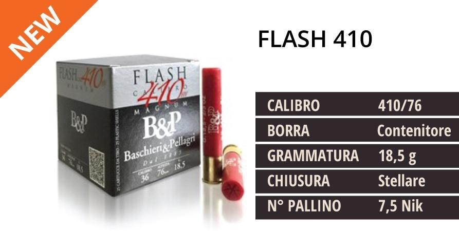 cartucce baschieri & pellagri calibro 410