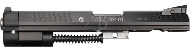 CZ SHADOW 75 SP-01 CALIBRO 22 LR
