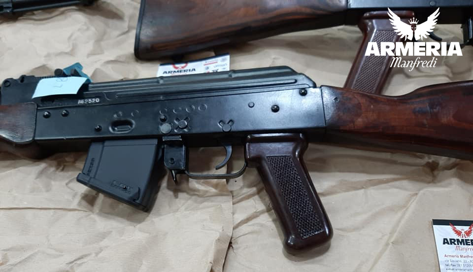 Akm 47 militare Unione Sovietica Kalashnikov 0