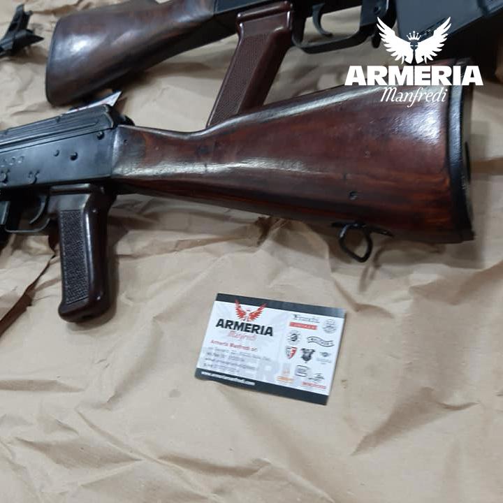 Akm 47 militare Unione Sovietica Kalashnikov 4