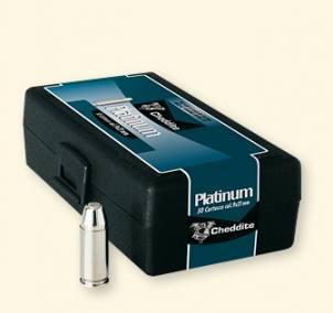 cartucce cheddite platinum calibro 40 S&W FP 185 Grain