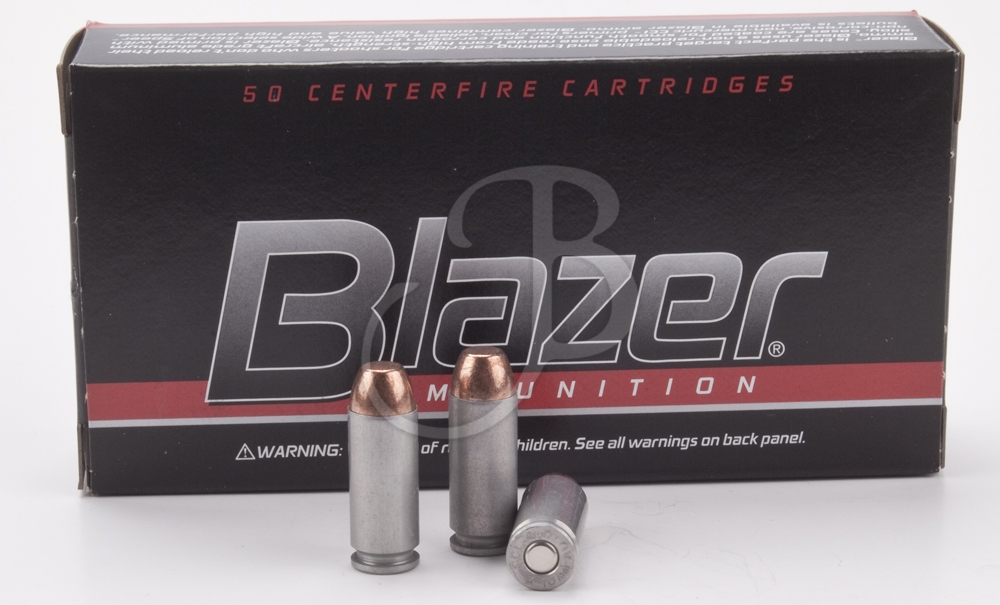 cartucce cci blazer calibro 10 mm auto tmj 200 grain
