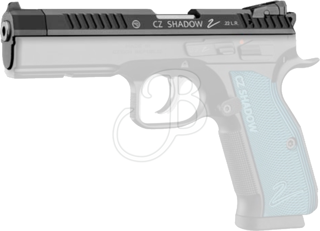 CZ SHADOW 2 CONVERSIONE CALIBRO 22 LR