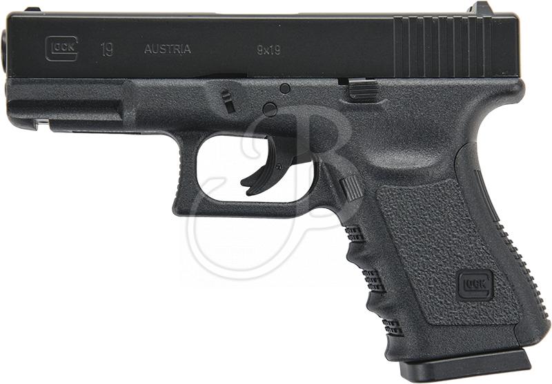 umarex glock calibro 4,5 modello 19