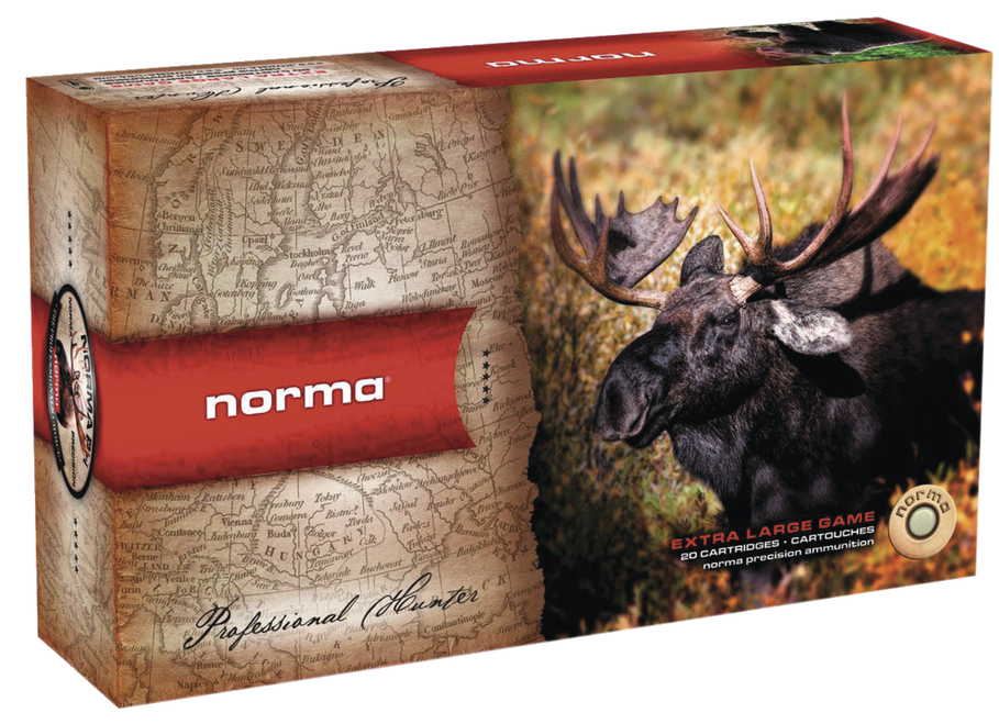 cartucce norma calibro 6,5 carcano soft point 156 grain