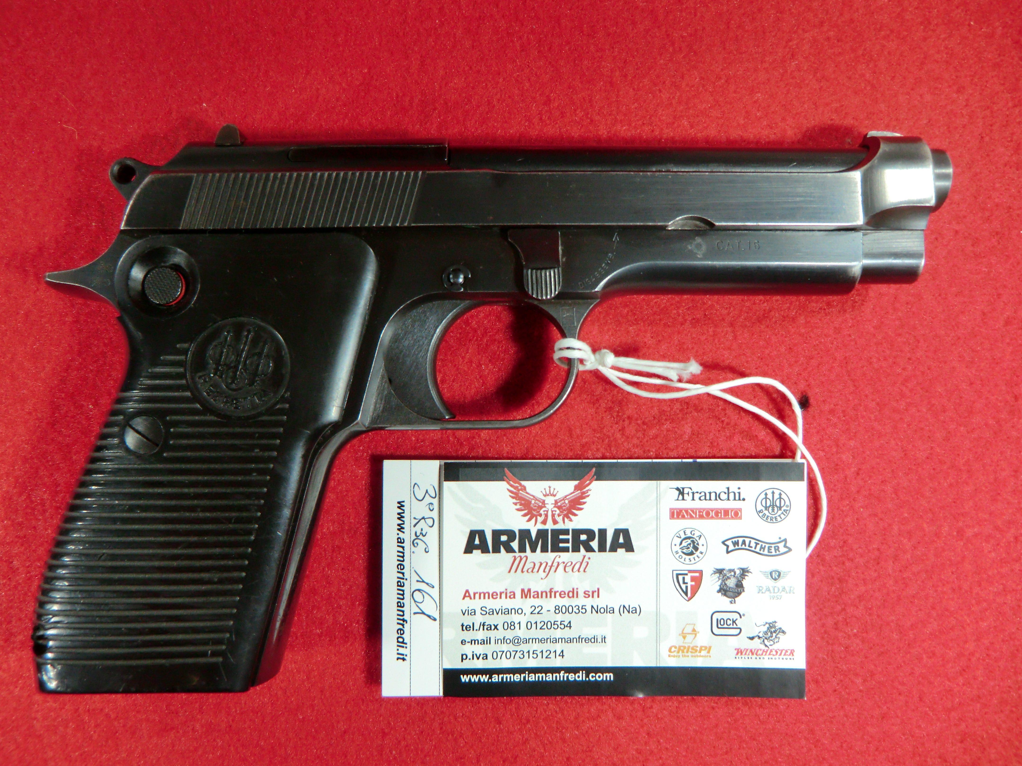 Beretta modello 952 calibro 7.65 parabellum