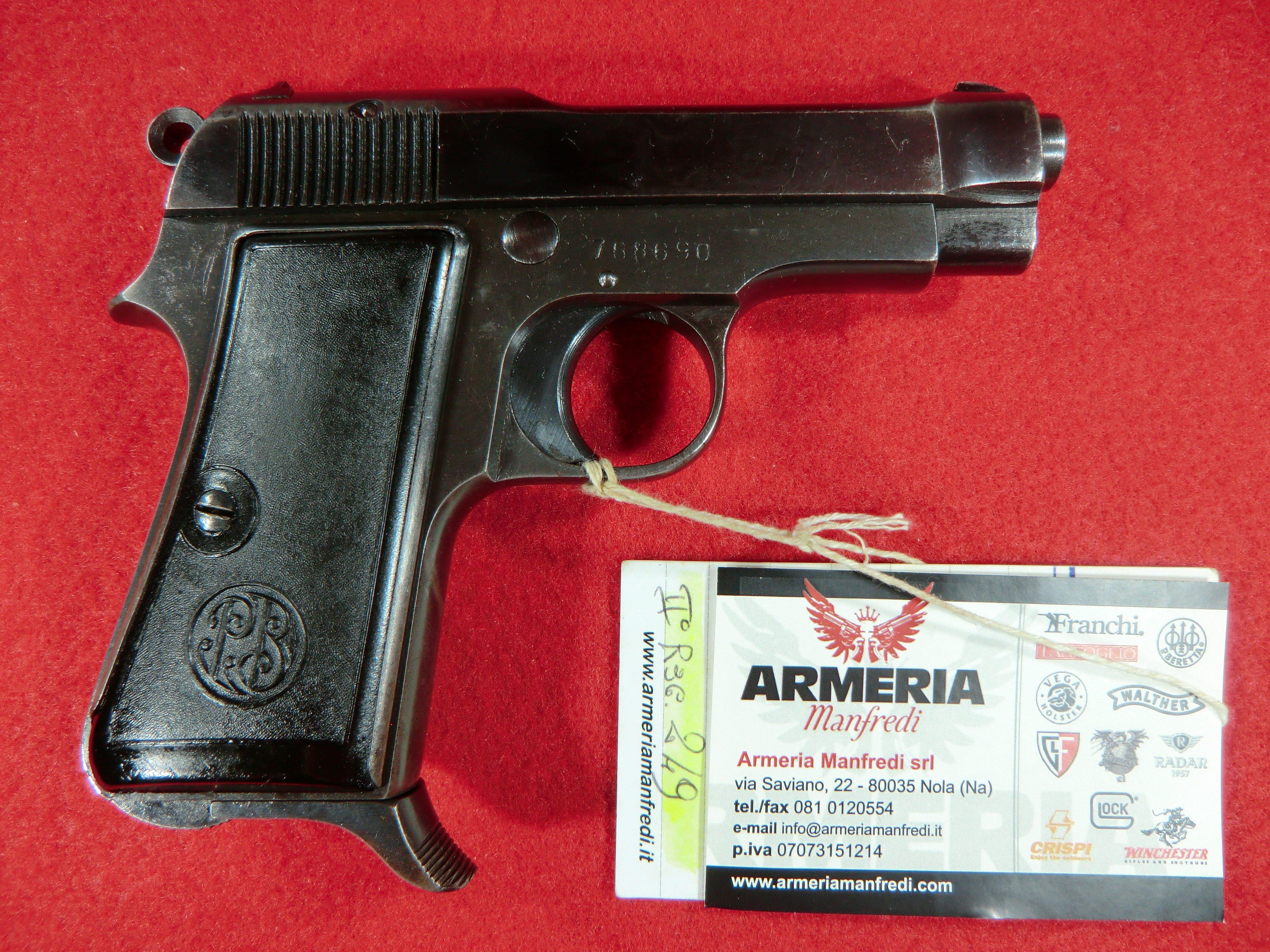 Beretta modello 35 calibro 7.65