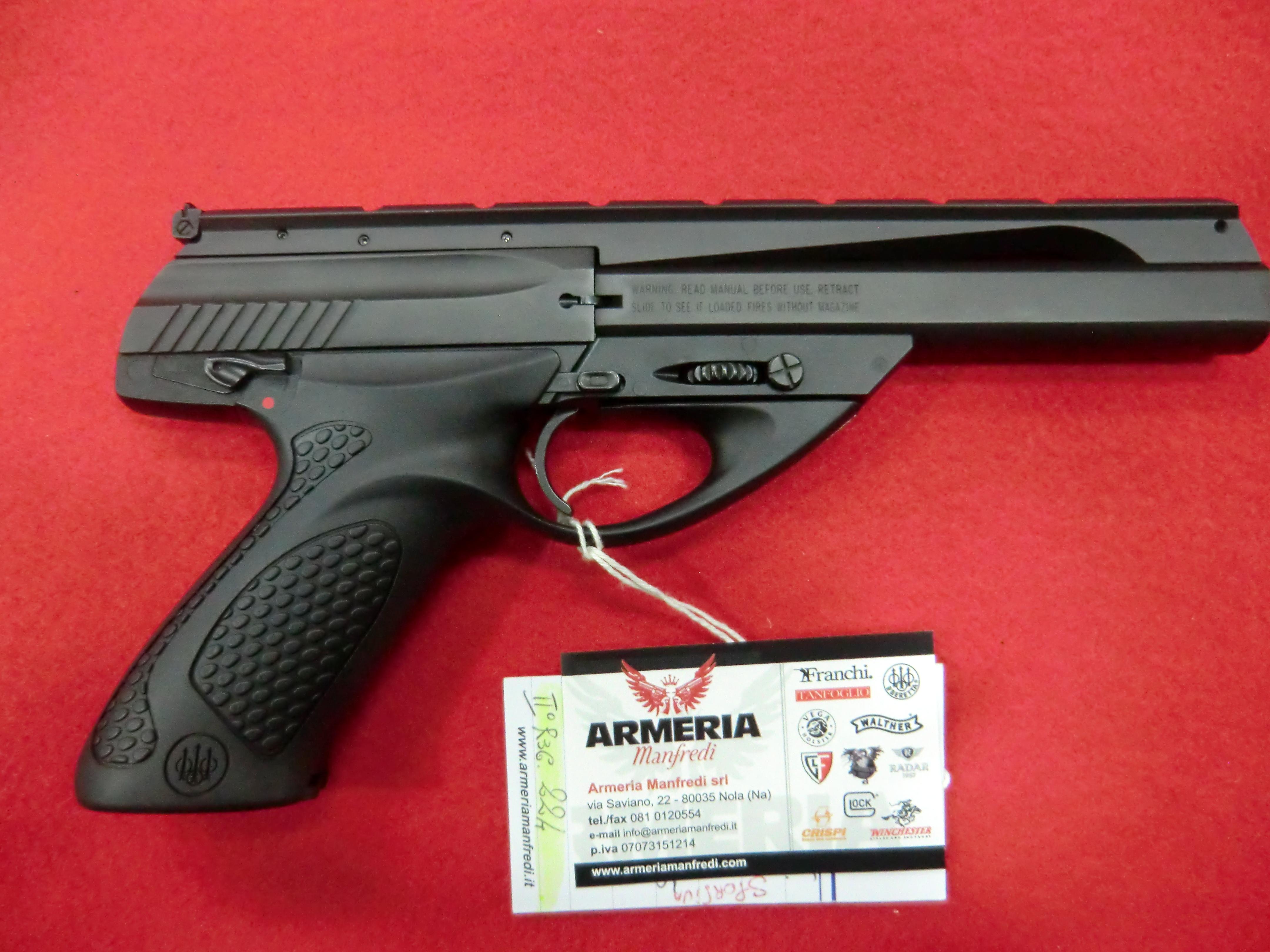 Beretta modello Neos U 22 calibro 22 LR Sportiva pari al nuovo