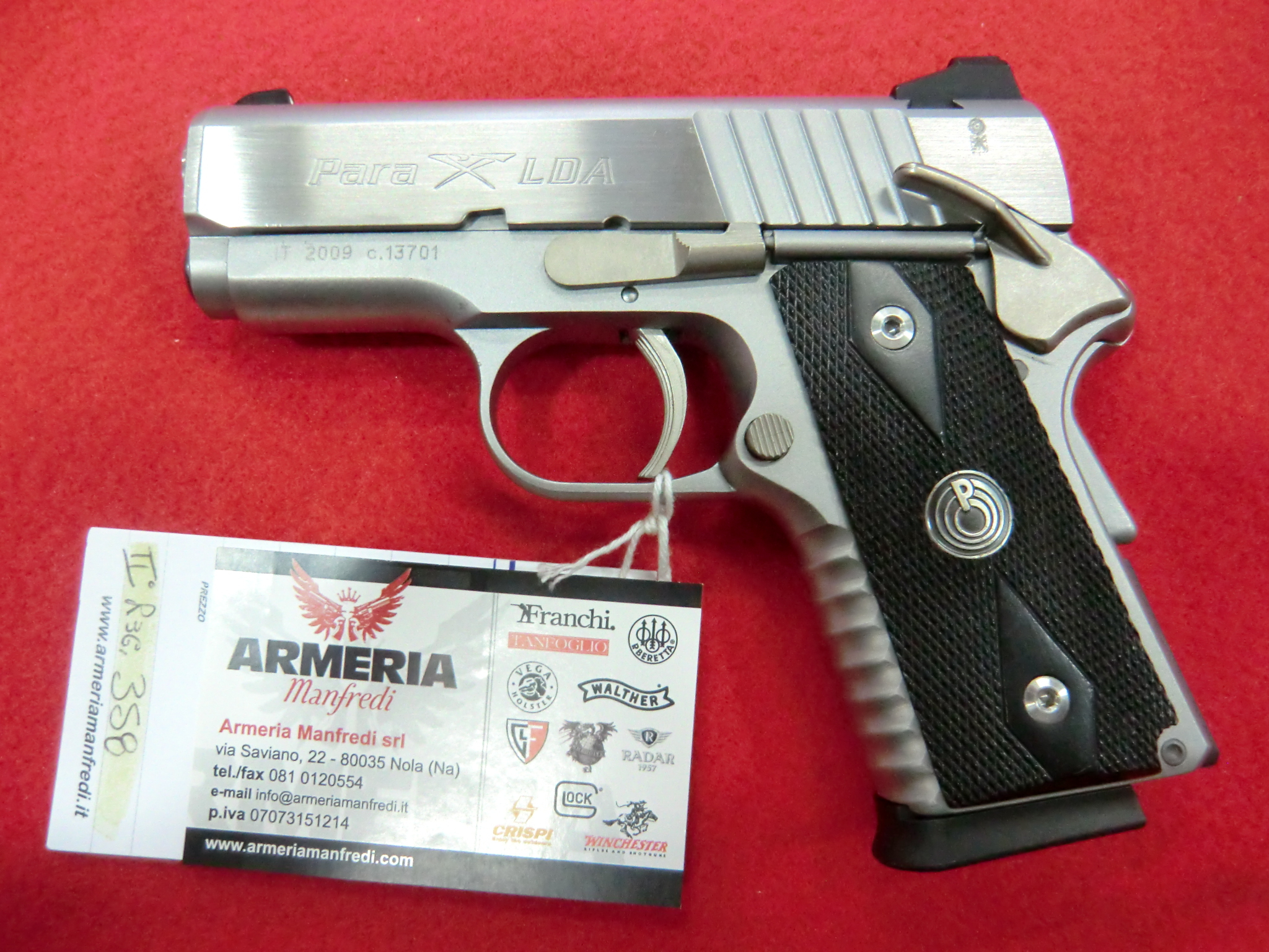 Para Ordnance modello Carry calibro 45 ACP