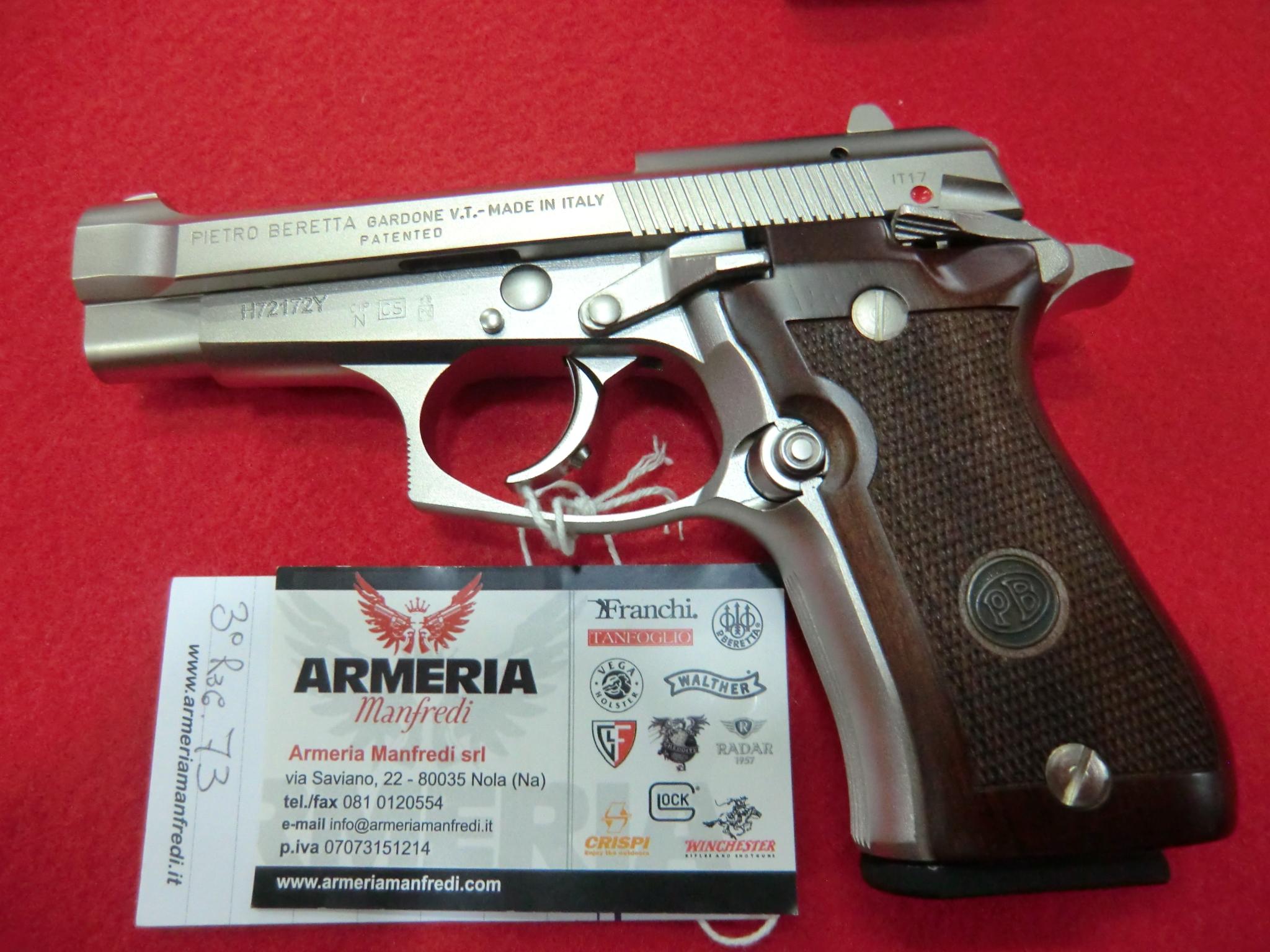 Beretta modello 84 nik calibro 380