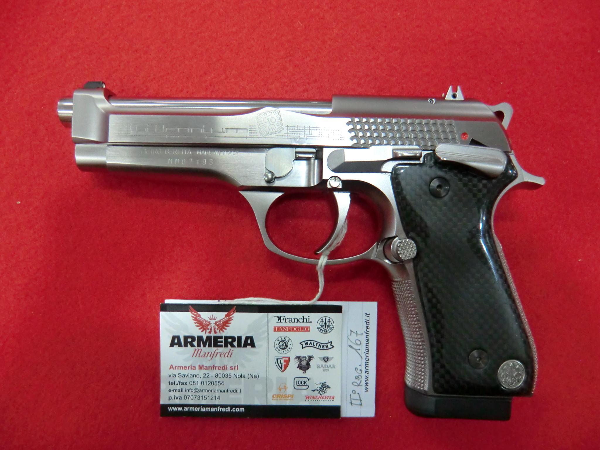 Beretta  modello Billenium calibro 9×21