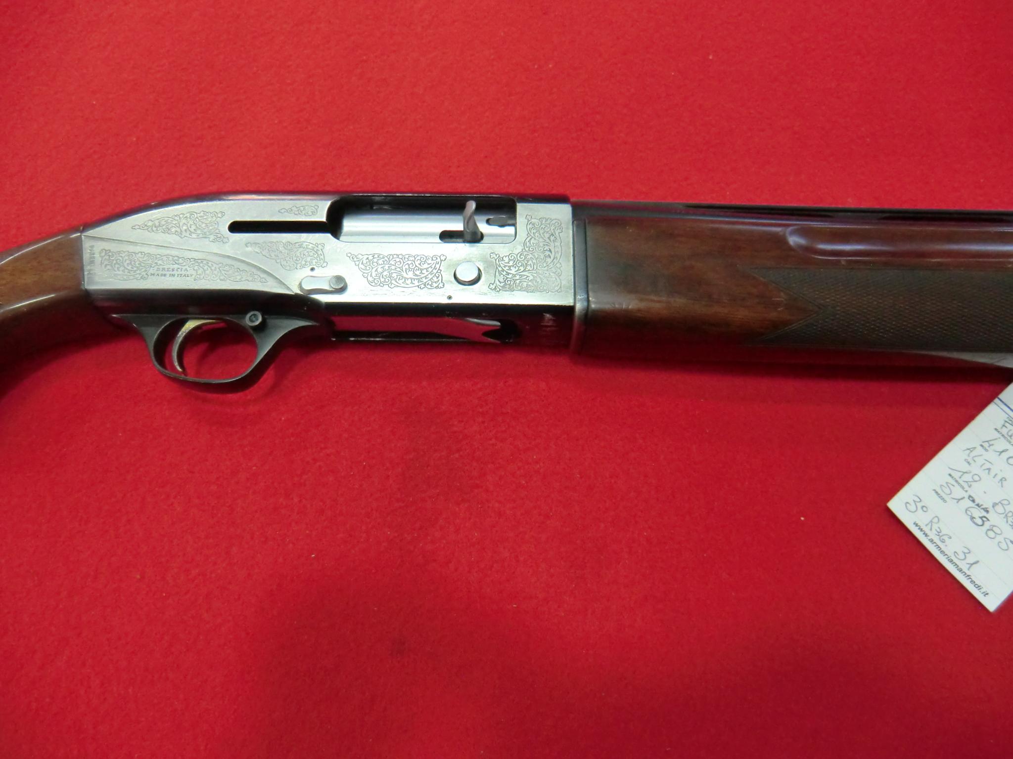 Breda modello Altair Special calibro 12 canna 71