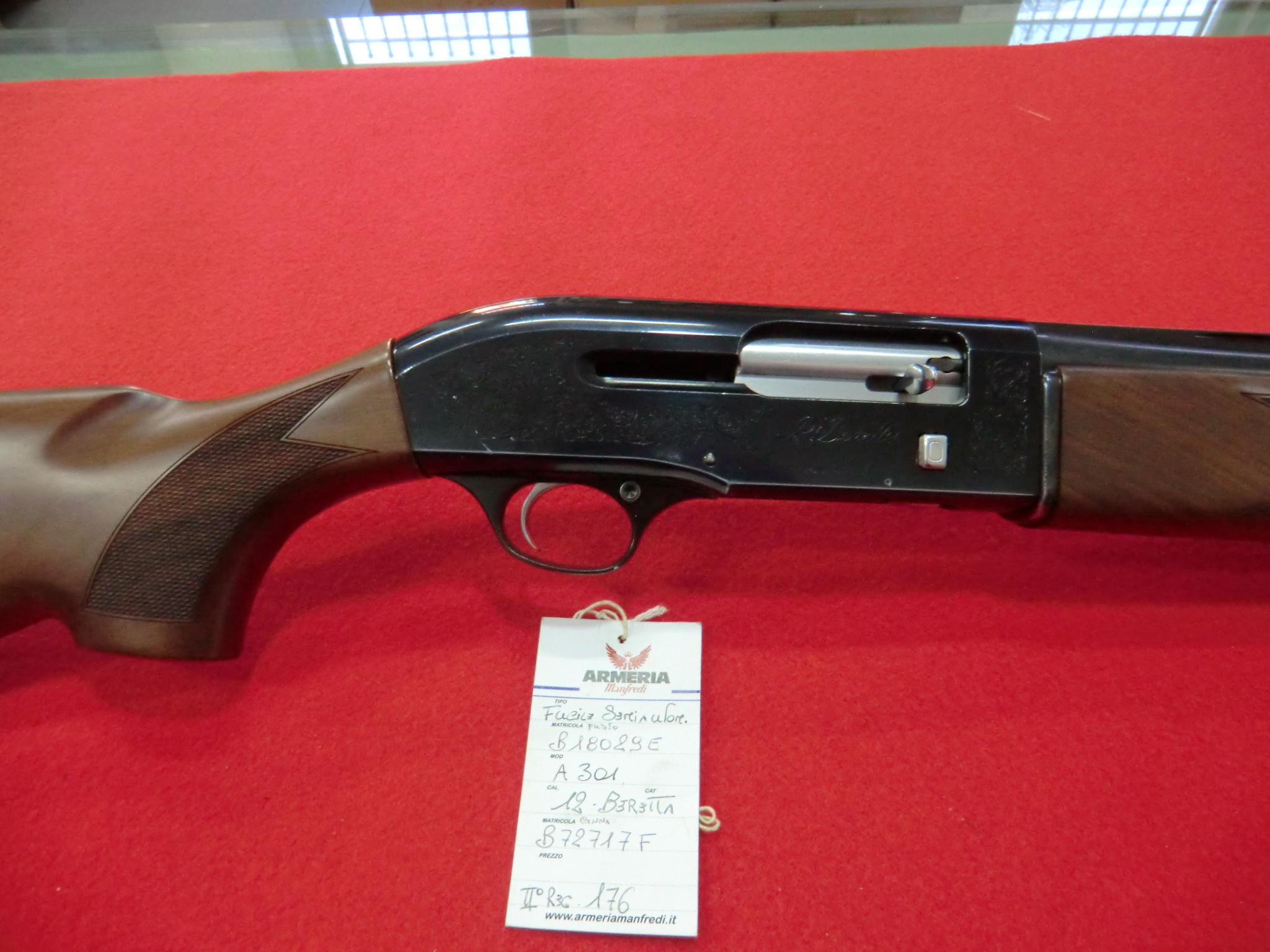 Beretta modello  A 301 canna 71