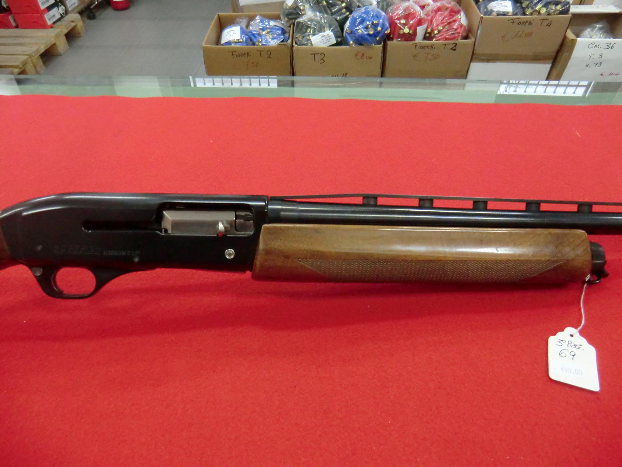 Winchester modello Super x2 canna 76cm con strozzatori interni