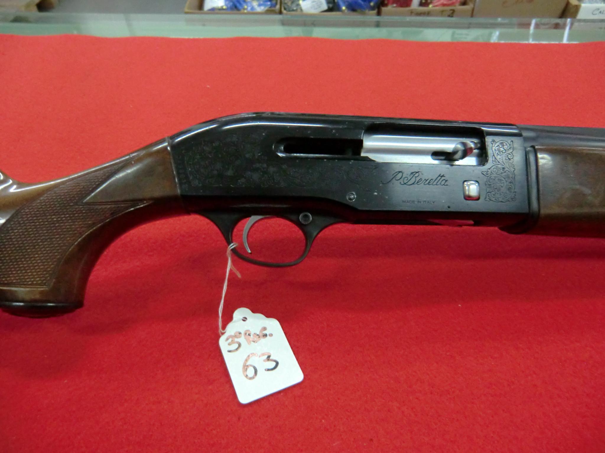 Beretta modello A/M 301 calibro 12 canna 76cm magnum