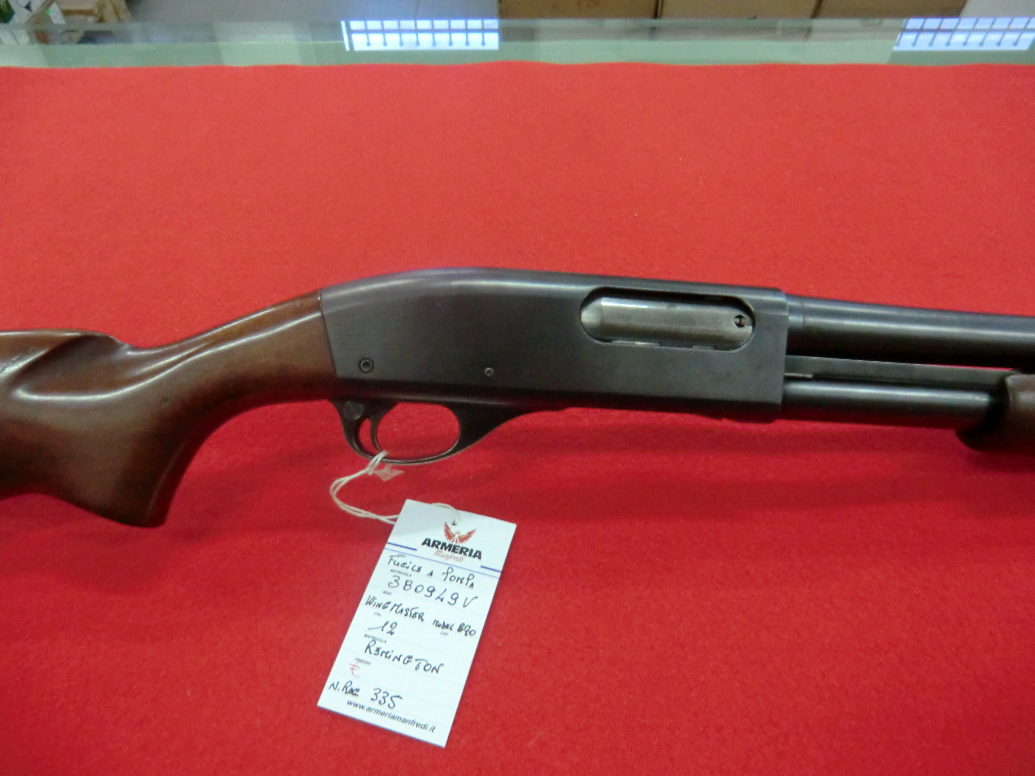 Remington moello Wingmaster 870 calibro 12