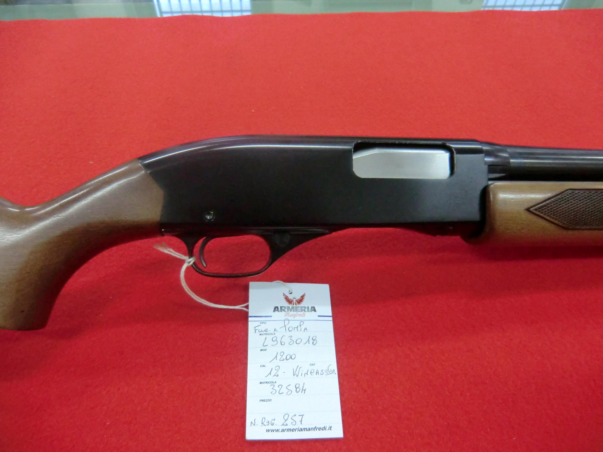 Winchester modello 1200 a pompa come nuovo