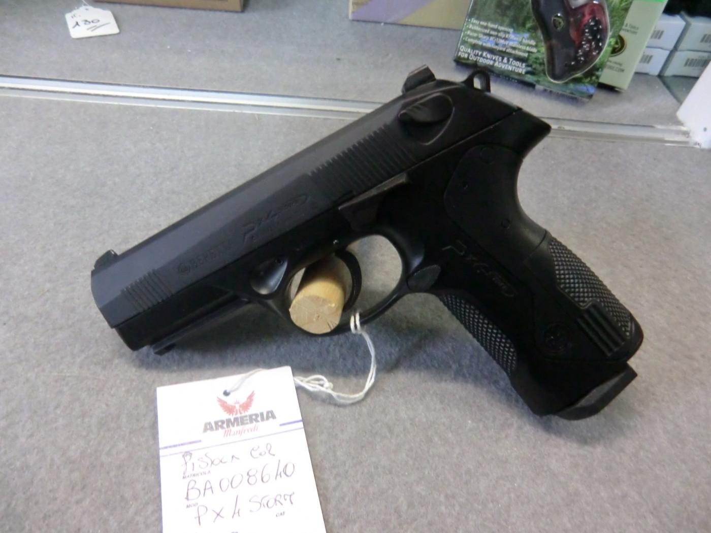 Beretta modello px4 storm calibro 4.5