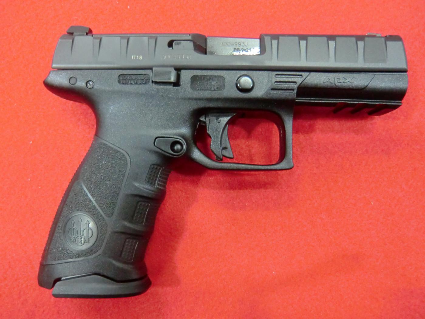 Beretta modello APX-RDO sportiva calibro 9×21
