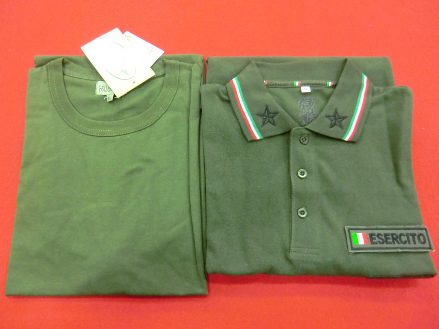 Polo e magliette