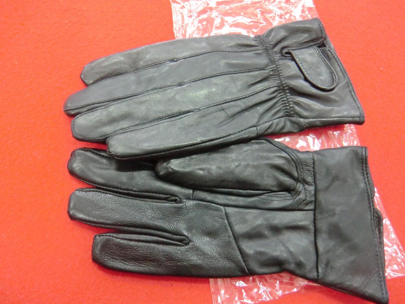 guanti in pelle