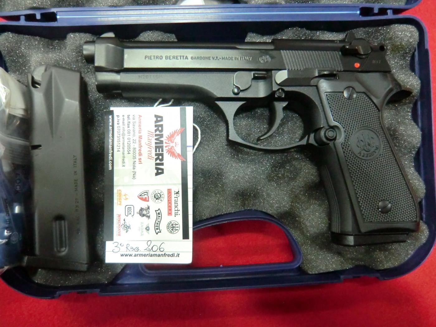 Beretta 98 FS calibro 9X21