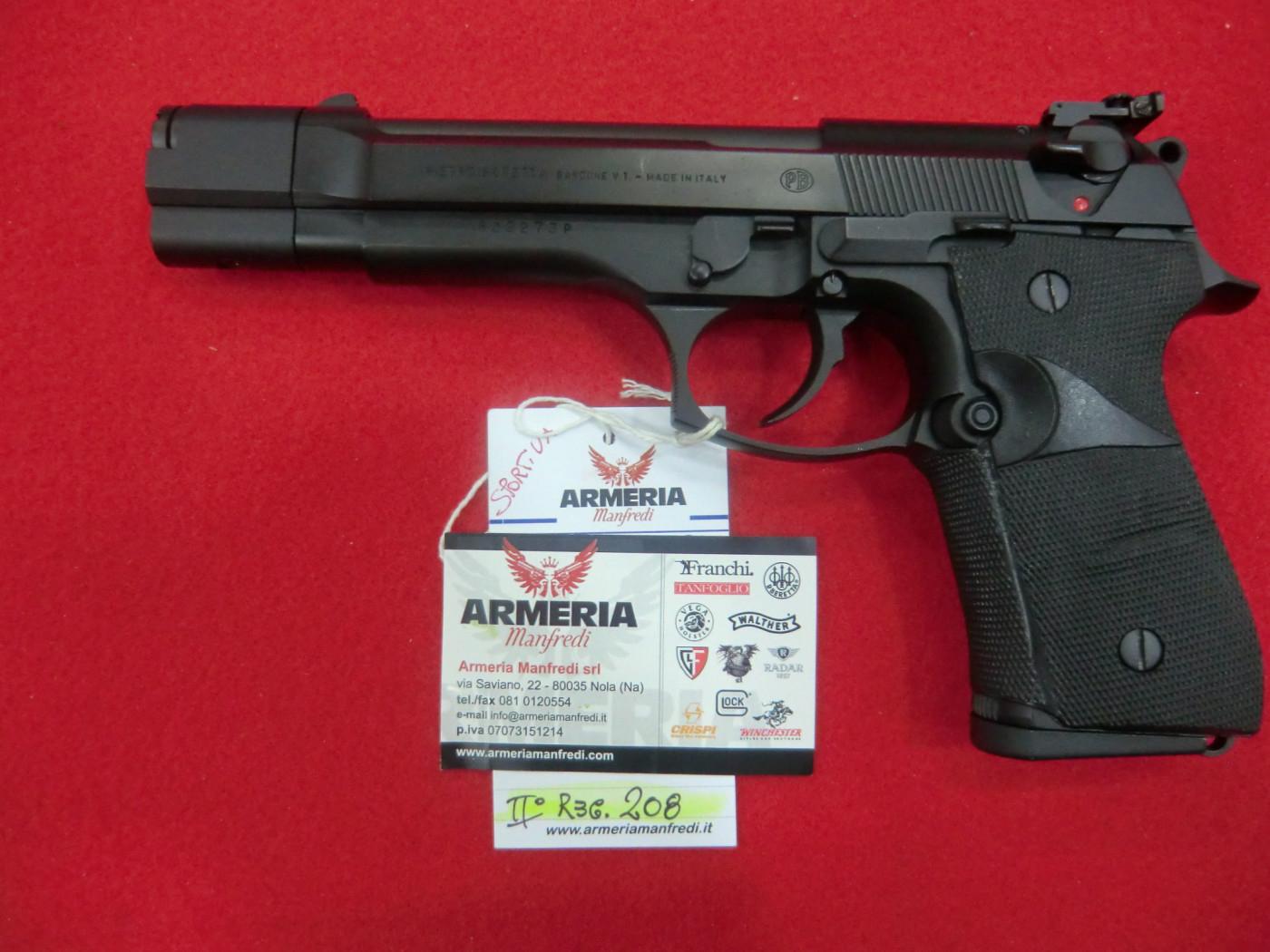 BERETTA modello 98 Target calibro 9X21