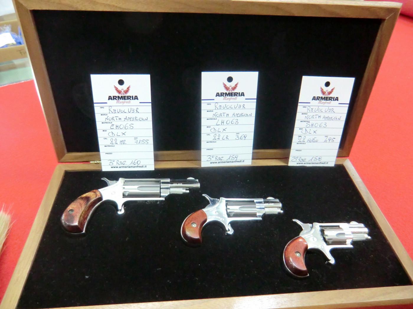 REVOLVER North America Arms