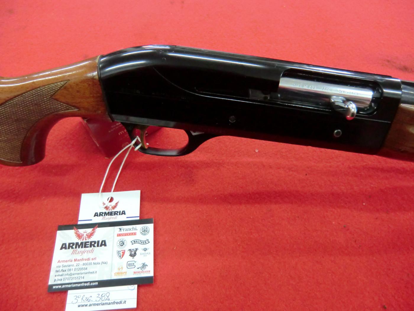 Fucile semiautomatico marca Benelli modello montefeltro calibro 20 canna 65 cm completa di strozzatori buono stato