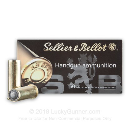 cartucce sellier & bellot calibro 32 S&W Long Wad Cutter 100 Grain