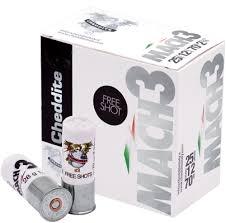 cheddite mach 3 hv free shots grammi 28 piombo 8 1/2