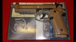 Beretta umarex M9A3 calibro 4.5