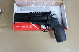 umarex modello tornado revolver calibro 4.5