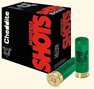 CARTUCCE CHEDDITE MINI FREE SHOTS