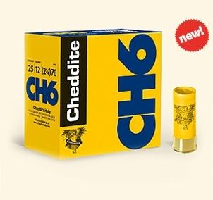 CARTUCCE CHEDDITE CH6