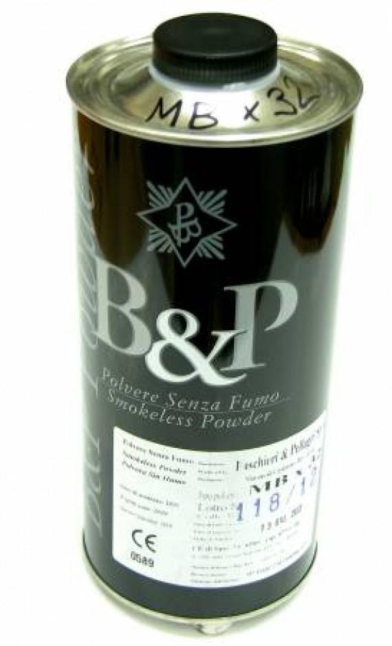 polvere B&P mbx32