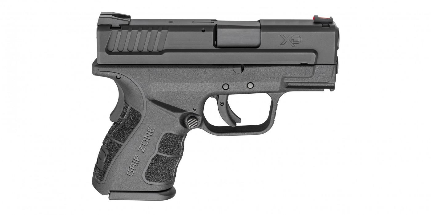 hs produkt calibro 9X21 xd9 sub compact modello 2
